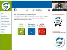 WMS ist das Qualitätssiegel für Kinderschuhe im Deutschen Schuhinstitut (DSI)